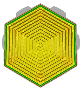 concentric infill